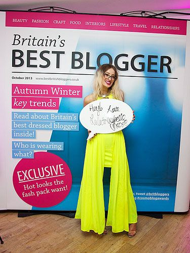 901338a823 Cosmo Blog Awards 2013 style gallery :: Cosmo Blog Awards