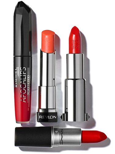 <p><strong>Best Lipstick </strong>Givenchy Le Rouge Lipstick, £24<strong></strong></p> <p><strong>Best Lip Gloss </strong>Rimmel London Apocalips Lip Laquer, £5.99</p> <p><strong>Best Lip Balm </strong>Revlon ColorBurst Lip Butter, £7.99</p> <p><strong>Readers' Kiss of Approval Ultimate Lipstick </strong>MAC Lipstick in Ruby Woo, £14</p>