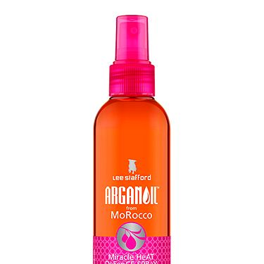 """<p>This product is great because you get a huge amount with each pump meaning you hardly have to use more than a few sprays each time. The argan oil smells lovely and leaves your straightened locks feeling light and soft. Plus the use of Moringa Seed Extract helps to keep your hair clean as it encourages a natural shine so your hair truly glows.</p><p>Score: 10/10</p><p>Lee Stafford Argan Oil Heat Defence Spray, £12.99, <a href=""""http://www.boots.com/en/Lee-Stafford-Argan-Oil-Heat-Defence-Spray-200ml_1222186/"""" target=""""_blank"""">boots.com</a></p>"""