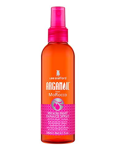<p>This product is great because you get a huge amount with each pump meaning you hardly have to use more than a few sprays each time. The argan oil smells lovely and leaves your straightened locks feeling light and soft. Plus the use of Moringa Seed Extract helps to keep your hair clean as it encourages a natural shine so your hair truly glows.</p>
