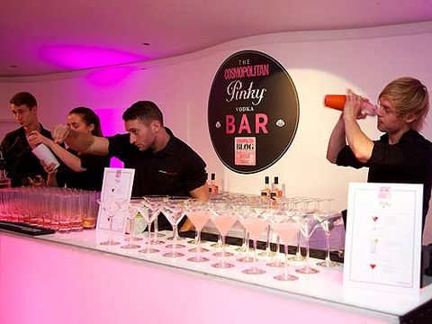 "<p><a href=""http://www.pinkyvodka.com/wordpress/wp-content/themes/pinky/Pinky.php?redirect=/index.php"" target=""_blank"">Pinky Vodka</a> were on hand to keep the party going all night, serving a selection of delicious cocktails. Hiccup.</p> <p> </p> <p><a href=""http://www.cosmopolitan.co.uk/blogs/cosmo-blog-awards-2013/cosmo-blog-awards-2013-winners"" target=""_blank"">COSMO BLOG AWARDS: WINNERS & HIGHLY COMMENDED</a></p> <p><a href=""http://www.cosmopolitan.co.uk/fashion/shopping/cosmo-blog-awards-2013-street-style"" target=""_blank"">COSMO BLOG AWARDS: BLOGGERS STREET STYLE</a></p>"