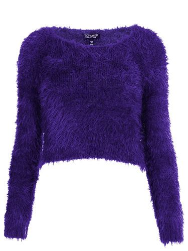 "<p>We've already told you that <a href=""http://www.cosmopolitan.co.uk/fashion/shopping/fluffy-jumpers-winter-fashion-trend"" target=""_blank"">fluffy jumpers are officially A Thing for winter 2013</a> - and this style is particulalrly Sulley-from-Monsters-Inc-esque.</p> <p>Cropped fluffy jumper, £36, <a href=""http://www.topshop.com/en/tsuk/product/new-in-this-week-2169932/new-in-this-week-493/knitted-fluffy-crop-jumper-2322526?bi=1&ps=200"" target=""_blank"">topshop.com</a></p> <p><a href=""http://www.cosmopolitan.co.uk/fashion/shopping/the-fashion-fix-shop-bargain-buys"" target=""_blank"">SHOP DAILY FASHION FINDS FOR £10 OR LESS!</a></p> <p><a href=""http://www.cosmopolitan.co.uk/fashion/shopping/shop-payday-fashion-treats"" target=""_blank"">WHAT TO BUY ON PAYDAY</a></p> <p><a href=""http://www.cosmopolitan.co.uk/fashion/news/"" target=""_blank"">SEE THE LATEST FASHION NEWS</a></p>"