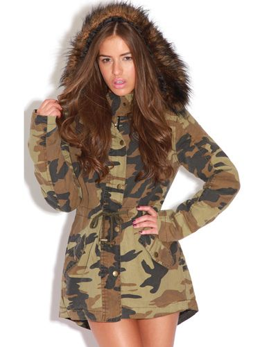 "<p>You might not have seen this trend coming (LOL!) but camo print is having an unexpected moment this winter. So snap up this military-inspired parka and stay snug 'n' stylish all season.</p> <p>Camouflage parka coat, £45, <a href=""http://www.prettylittlething.com/nicola-camouflage-parka-coat.html"" target=""_blank"">prettylittlething.com</a></p> <p><a href=""http://www.cosmopolitan.co.uk/fashion/shopping/pink-coat-winter-fashion-trends-2013"" target=""_blank"">SHOP: THE BEST PINK WINTER COATS</a></p> <p><a href=""http://www.cosmopolitan.co.uk/fashion/shopping/what-to-wear-to-winter-wedding"" target=""_blank"">WHAT TO WEAR TO A WINTER WEDDING</a></p> <p><a href=""http://www.cosmopolitan.co.uk/fashion/winter-fashion-trends-2013/"" target=""_blank"">SEE THE LATEST WINTER FASHION TRENDS 2013</a></p>"