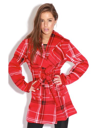 "<p>Feeling punky? You will be in this stylish trench that ticks off <a href=""http://www.cosmopolitan.co.uk/fashion/shopping/winter-fashion-trend-2013-checks"" target=""_blank"">winter's check trend</a> a treat.</p> <p>Tartan trench coat, £45, <a href=""http://www.prettylittlething.com/taylor-red-tartan-trench-coat.html"" target=""_blank"">prettylittlething.com</a></p> <p><a href=""http://www.cosmopolitan.co.uk/fashion/shopping/pink-coat-winter-fashion-trends-2013"" target=""_blank"">SHOP: THE BEST PINK WINTER COATS</a></p> <p><a href=""http://www.cosmopolitan.co.uk/fashion/shopping/what-to-wear-to-winter-wedding"" target=""_blank"">WHAT TO WEAR TO A WINTER WEDDING</a></p> <p><a href=""http://www.cosmopolitan.co.uk/fashion/winter-fashion-trends-2013/"" target=""_blank"">SEE THE LATEST WINTER FASHION TRENDS 2013</a></p> <p> </p>"