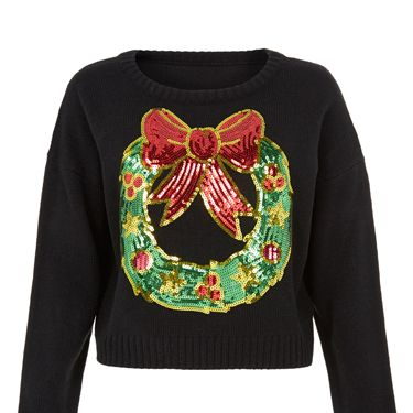 """<p>This is one helluva snazzy Christmas sweater, <em>non</em>?</p><p>Christmas jumper, £12, Primark</p><p><a href=""""http://www.cosmopolitan.co.uk/fashion/shopping/primark-winter-2013-fashion-trends"""" target=""""_blank"""">SEE Primark's fab winter trends 2013 collection</a></p><p><a href=""""http://www.cosmopolitan.co.uk/fashion/shopping/fluffy-jumpers-winter-fashion-trend"""" target=""""_blank"""">SHOP 5 of the best fluffy jumpers</a></p><p><a href=""""http://www.cosmopolitan.co.uk/fashion/news/"""" target=""""_blank"""">SEE the latest fashion and style news</a></p>"""