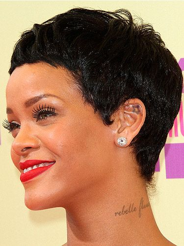 Rihanna S Tattoo Collection In Pictures Celebrity Tattoos