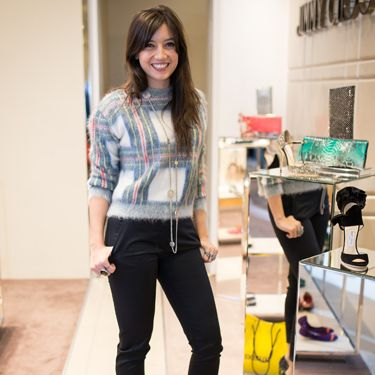 """<p>Basically, we want this Stella McCartney pale plaid jumper REAL BAD. Daisy Lowe has styled it to perfection with black slim-fit cropped pants and platform patent-leather sandals plus jingly-jangly coin jewellery. Sigh.</p><p class=""""fb_frame_side_right_paragraph""""><a href=""""http://www.cosmopolitan.co.uk/fashion/love/"""" target=""""_blank"""">VOTE ON CELEBRITY STYLE</a></p><p class=""""fb_frame_side_right_paragraph""""><a href=""""http://www.cosmopolitan.co.uk/fashion/shopping/new-in-store-2-september"""" target=""""_blank"""">SHOP THIS WEEK'S BEST BUYS</a></p><p class=""""fb_frame_side_right_paragraph""""><a href=""""http://www.cosmopolitan.co.uk/fashion/celebrity/"""" target=""""_blank"""">SEE THE LATEST CELEBRITY TRENDS</a></p><div style=""""overflow: hidden&#x3B; color: #000000&#x3B; background-color: #ffffff&#x3B; text-align: left&#x3B; text-decoration: none&#x3B;""""> </div>"""