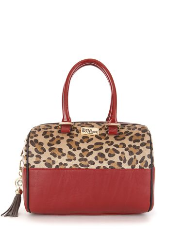 "<p>What one might call a statement handbag - but a very chic statement at that. Red and leopard print, oh my!</p> <p>Red Molly ponyskin panel bag, £65, <a href=""http://www.pauls-boutique.com/default.aspx?scid=1&wcid=127&wscid=0&pid=4033"" target=""_blank"">pauls-boutique.com</a></p> <p><a href=""http://www.cosmopolitan.co.uk/fashion/news/pippa-middleton-mint-dress-london"" target=""_blank"">SHOP Pippa Middleton's Paul's Boutique bag</a></p> <p><a href=""http://www.cosmopolitan.co.uk/fashion/shopping/best-bags-summer-fashion-2014"" target=""_blank"">SEE 10 best bags from London Fashion Week</a></p> <p><a href=""http://www.cosmopolitan.co.uk/fashion/news/"" target=""_blank"">Get the latest fashion and style news</a></p>"