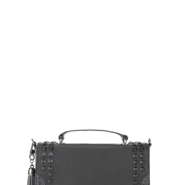 """<p>Don't tell the other bags (they'll get jealous) but this studded across-body bag, looking deliciously designer, is probably our favourite from the new winter collection.</p><p>Nicole tonal stud handbag, £55, <a href=""""http://www.pauls-boutique.com/default.aspx?scid=1&pid=4047"""" target=""""_blank"""">pauls-boutique.com</a></p><p><a href=""""http://www.cosmopolitan.co.uk/fashion/news/pippa-middleton-mint-dress-london"""" target=""""_blank"""">SHOP Pippa Middleton's Paul's Boutique bag</a></p><p><a href=""""http://www.cosmopolitan.co.uk/fashion/shopping/best-bags-summer-fashion-2014"""" target=""""_blank"""">SEE 10 best bags from London Fashion Week</a></p><p><a href=""""http://www.cosmopolitan.co.uk/fashion/news/"""" target=""""_blank"""">Get the latest fashion and style news</a></p>"""