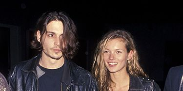 Kate moss and johnny depp reuniting for paul mccartney for Deep house 1994