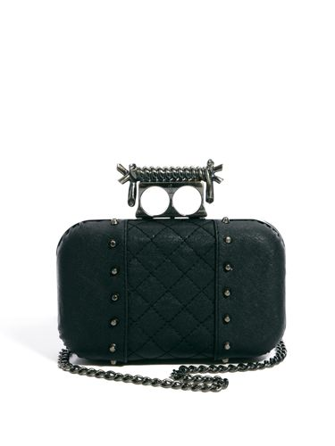 "<p>This little devil of a clutch bag is the perfect Halloween accessory with its barbed wire fastener and studded embelishment.</p> <p>Barbed wire quilted box clutch, £55, Religion at <a href=""http://www.asos.com/Religion/Religion-Barbed-Wire-Quilted-Box-Clutch-Bag/Prod/pgeproduct.aspx?iid=3397319&cid=16280&sh=0&pge=0&pgesize=36&sort=-1&clr=Black"" target=""_blank"">ASOS </a></p> <p><a href=""http://www.cosmopolitan.co.uk/fashion/shopping/new-in-store-14-oct?page=1"" target=""_blank"">NEW IN STORE THIS WEEK</a></p> <p><a href=""http://www.cosmopolitan.co.uk/fashion/shopping/pauls-boutique-bags-winter-2013?page=1"" target=""_blank"">TEN NEW HANDBAGS FOR A/W13</a></p> <p><a href=""http://www.cosmopolitan.co.uk/fashion/news/m-and-s-best-of-british-fashion"" target=""_blank"">M&S LAUNCHES BEST OF BRITISH COLLECTION</a></p>"