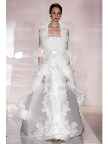 "<p>Maybe good for a winter wedding? Somewhere snowy? On a sleigh? </p> <p><a href=""http://www.cosmopolitan.co.uk/fashion/shopping/halloween-outfits"" target=""_blank"">EFFORTLESS HALLOWEEN OUTFITS</a></p> <p><a href=""http://www.cosmopolitan.co.uk/fashion/shopping/new-in-store-14-oct?page=1"" target=""_blank"">NEW IN STORE THIS WEEK</a></p> <p><a href=""http://www.cosmopolitan.co.uk/fashion/shopping/pauls-boutique-bags-winter-2013?page=1"" target=""_blank"">TEN NEW HANDBAGS FOR A/W13</a></p>"