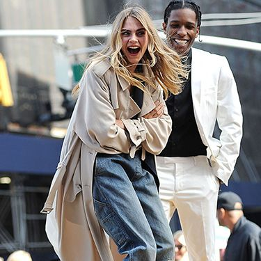"""<p>Shooting a new campaign for DKNY in New York's Times Square, Cara Delevingne ended up on top of a yellow taxi with A$AP Rocky.<br /><br />Naturally.</p><p><a href=""""http://www.cosmopolitan.co.uk/beauty-hair/news/hairstyles/cara-delevingne-40s-hair-brazil?click=main_sr"""" target=""""_blank"""">CARA DELEVINGNE MAKES WAVES WITH 40s HAIR</a></p><p><a href=""""http://www.cosmopolitan.co.uk/fashion/news/cara-delevingne-gorilla-trainers-brazil?click=main_sr"""" target=""""_blank"""">CARA DELEVINGNE'S CRAZY GORILLA TRAINERS</a></p><p><a href=""""http://www.cosmopolitan.co.uk/celebs/entertainment/cara-delevingne-amanda-knox-film?click=main_sr"""" target=""""_blank"""">CARA DELEVINGNE SIGNS UP TO STAR IN NEW AMANDA KNOX FILM</a></p>"""
