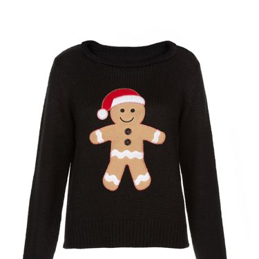 <p>We could literally eat this little gingerbread up, right now.</p>