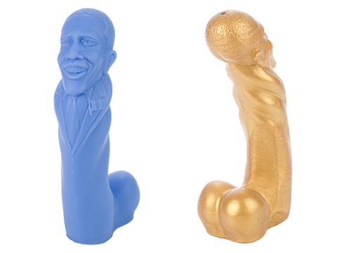 """<p>We appreciate any sex toy that takes politics into account - this Obama dildo (standing at 7.5 inches apparently…) comes (pun intended) in sparkling gold and a Democratic blue. Who said sex wasn't political?</p> <p><a href=""""http://www.cosmopolitan.co.uk/love-sex/tips/sound-activated-sex-toys"""" target=""""_blank"""">THE SEX TOY THAT REACTS TO SOUND</a></p> <p><a href=""""http://www.cosmopolitan.co.uk/love-sex/relationships/mumsnet-penis-beaker"""" target=""""_blank"""">11 QUESTIONS ABOUT THE PENIS BEAKER</a></p> <p><a href=""""http://www.cosmopolitan.co.uk/love-sex/relationships/celebrity-sex-addicts-97668"""" target=""""_blank"""">CELEBRITY SEX ADDICTS</a></p>"""