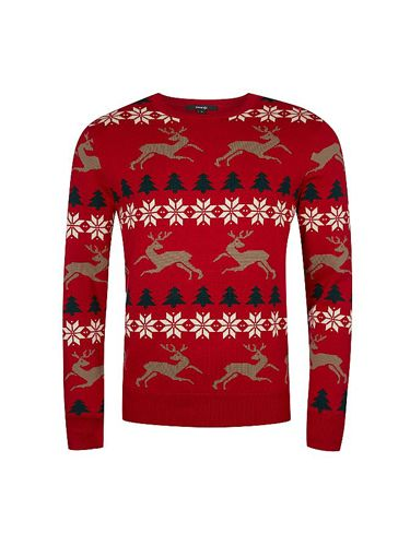 "<p>So there's Prancer, Dancer, Comet... Oh we can never remember all the names, but aren't they adorable!</p> <p>Christmas jumper, £12, <a href=""http://direct.asda.com/george/mens-knitwear/reindeer-christmas-jumper/G004310103,default,pd.html"" target=""_blank"">Asda</a></p> <p><a href=""http://www.cosmopolitan.co.uk/fashion/shopping/christmas-jumpers-2013-primark-womens"" target=""_blank"">PRIMARK'S CHRISTMAS JUMPERS ARE OUT</a></p> <p><a href=""http://www.cosmopolitan.co.uk/fashion/shopping/christmas-jumpers"" target=""_blank"">NEW LOOK'S SNAZZY SEASONAL CHRISTMAS JUMPERS</a></p> <p><a href=""http://www.cosmopolitan.co.uk/fashion/shopping/celebrity-winter-coat-inspiration"" target=""_blank"">CELEBRITY WINTER COAT INSPIRATION</a></p>"