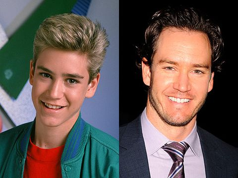 "<p>Mark-Paul Gosselaar won our hearts as the floppy haired Zack Morris, and he's continued to have a successful acting role, starring in US TV shows Raising The Bar, NYPD Blue and currently as a cheeky lawyer in the hit drama/comedy show, Franklin & Bash.<br /><br />Mark-Paul was married to model Lisa Ann Russell for 14 years, and together they had two children, a son Michael and daughter Ava. Following their split, Mark is now married to advertising executive Catriona McGinn and their have one child together, Dekker. Alas, Kelly Kapowski's not on the scene for him.</p> <p><a href=""http://www.cosmopolitan.co.uk/celebs/entertainment/elizabeth-berkley-jessie-spano-saved-by-the-bell-dwts"" target=""_blank"">ELIZABETH BERKELEY RECREACTES HILARIOUS SBTB ON DWTS</a></p> <p><a href=""http://www.cosmopolitan.co.uk/celebs/entertainment/90s-tv-crushes-then-now"" target=""_blank"">YOUR 90S TV CRUSHES - WHERE ARE THEY NOW?</a></p> <p><a href=""http://www.cosmopolitan.co.uk/celebs/entertainment/"" target=""_blank"">GET MORE ENTERTAINMENT NEWS</a></p>"