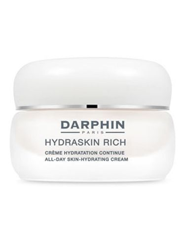"""<p>Darphin is so often the go-to product for facialists and beauticians across the UK because of its gentle formula and intensely moisturising properties. With this rich and creamy moisturiser, attain 24-hour hydration, which restores dry, irritated and tight skin, which often results from exposure to cold weather.</p> <p>Hydraskin Rich, £34, <a href=""""http://uk.spacenk.com/hydraskin-rich/MUK153000009.html"""" target=""""_blank"""">Space NK</a></p> <p><a href=""""http://www.cosmopolitan.co.uk/beauty-hair/news/trends/beauty-products/skincare-products-for-the-winter-weather?click=main_sr#fbIndex1"""" target=""""_blank"""">BEST SKINCARE PRODUCTS FOR WINTER</a></p> <p><a href=""""http://www.cosmopolitan.co.uk/diet-fitness/fitness/miranda-kerr-morning-routine-instagram?click=main_sr"""" target=""""_blank"""">MIRANDA KERR'S SKINCARE ROUTINE</a></p> <p><a href=""""http://www.cosmopolitan.co.uk/beauty-hair/news/trends/celebrity-skincare-and-beauty-secrets?click=main_sr#fbIndex1"""" target=""""_blank""""> CELEBRITY SKINCARE SECRETS</a><br /><br /></p> <p> </p>"""