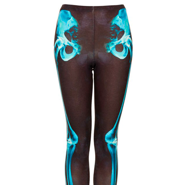 """<p>See through leggings? No, not like <em>that</em>. These ones are super stylish.</p><p>X-ray leggings, £25, <a href=""""http://www.topshop.com/webapp/wcs/stores/servlet/ProductDisplay?searchTerm=x+ray&storeId=12556&productId=12215207&urlRequestType=Base&categoryId=&langId=-1&productIdentifier=product&catalogId=33057"""" target=""""_blank"""">topshop.com</a></p><p><a href=""""http://www.cosmopolitan.co.uk/fashion/shopping/sexy-halloween-costume-ideas-90s"""" target=""""_blank"""">5 Halloween outfit ideas to look sexy not skanky</a></p><p><a href=""""http://www.cosmopolitan.co.uk/fashion/celebrity/celebrity-halloween-costumes"""" target=""""_blank"""">10 best celebrity Halloween outfits of all time</a></p><p><a href=""""http://www.cosmopolitan.co.uk/fashion/shopping/womens-clothing-under-ten-pounds"""" target=""""_blank"""">SHOP women's fashion finds for £10 or less</a></p>"""