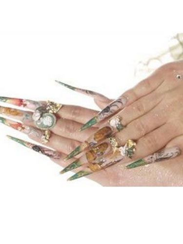 "<p>Every year, participants must create their custom nail art designs based on the theme set by the organisers and the nail models must also dress up in themed costumes.</p> <p>This year's competition, which takes place on 27 October, has a theme of 'Fashion Meets Tradition.'</p> <p><a href=""http://www.cosmopolitan.co.uk/beauty-hair/the-best-nail-art-designs-inspiration-and-examples/"" target=""_blank"">THE BEST NAIL ART DESIGNS AND INSPIRATION</a></p> <p><a href=""http://www.cosmopolitan.co.uk/beauty-hair/beauty-tips/halloween-nails-tutorials-how-tos?click=main_sr"" target=""_blank"">HOW TO DO HALLOWEEN NAILS</a></p> <p><a href=""http://www.cosmopolitan.co.uk/beauty-hair/news/"" target=""_blank"">GET THE LATEST BEAUTY AND HAIR NEWS</a></p>"