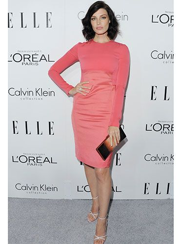 "<p>Mad Men's Jessica Pare opted for ladylike elegance in a pink cocktail dress during last night's festivities. But it's that tousled cropped hairstyle that's giving us some serious style envy...</p> <p><a href=""http://www.cosmopolitan.co.uk/fashion/news/elle-magazine-melissa-mccarthy-cover"" target=""_blank"">ELLE DEFENDS MELISSA MCCARTHY COVER</a></p> <p><a href=""http://www.cosmopolitan.co.uk/fashion/celebrity/best-dressed-mobo-awards"" target=""_blank"">BEST DRESSED AT THE MOBO AWARDS</a></p> <p><a href=""http://www.cosmopolitan.co.uk/fashion/news/"" target=""_blank"">GET MORE FASHION NEWS HERE</a></p>"