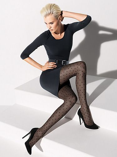 """<p>You can't go wrong with a classic, understated polka dot style&#x3B; this is a great way to introduce yourself to the world of patterned tights.</p><p>Wolford Carre Square Dot Tights, £31, J<a href=""""http://www.johnlewis.com/wolford-carre-square-dot-tights/p435918#default"""" target=""""_blank"""">ohn Lewis</a></p><p><a href=""""http://www.cosmopolitan.co.uk/fashion/shopping/office-party-dresses"""" target=""""_blank"""">THE OFFICE PARTY DRESS EDIT</a></p><p><a href=""""http://www.cosmopolitan.co.uk/fashion/shopping/new-in-store-22-oct"""" target=""""_blank"""">NEW IN STORE THIS WEEK</a></p><p><a href=""""http://www.cosmopolitan.co.uk/fashion/shopping/"""" target=""""_blank"""">SHOP THE LATEST FASHION LOOKS</a></p>"""