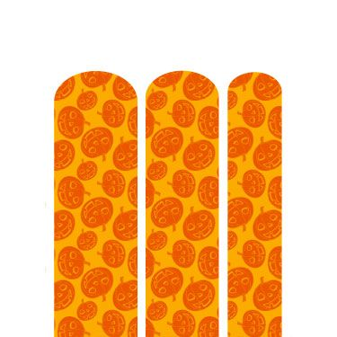 """<p>Embrace a bold orange accent with this too-cute pumpkin design.</p><p>Halloween Nail Wraps - Pumpkins, £6.99, <a href=""""http://www.lazynails.com/nail-wraps/novelty/halloween-nail-wraps/lazy-nails-halloween-nail-wraps-pumpkins-1831900793"""" target=""""_blank"""">Lazy Nails</a></p><p><a href=""""http://www.cosmopolitan.co.uk/fashion/news/halloween-outfits?click=main_sr"""" target=""""_blank"""">EFFORTLESS HALLOWEEN OUTFITS FROM THE HIGH STREET</a></p><p><a href=""""http://www.cosmopolitan.co.uk/beauty-hair/beauty-tips/halloween-nails-tutorials-how-tos?click=main_sr"""" target=""""_blank"""">HOW TO DO HALLOWEEN NAILS</a></p><p><a href=""""http://www.cosmopolitan.co.uk/fashion/celebrity/celebrity-halloween-costumes?click=main_sr"""" target=""""_blank"""">BEST CELEBRITY HALLOWEEN COSTUMES</a></p><p> </p>"""