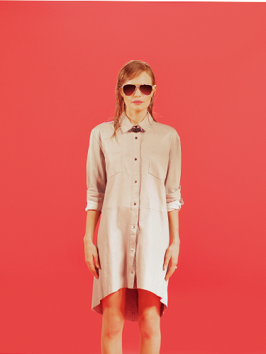 <p>Welcome to The Collection - the 46-piece collection by fashion consultant and festival icon-cum-model Kate Bosworth. A bit of a departure from her festival-inspired Coachella-cool capsule from earlier this year, Kate's Autumn/Winter 13 range is all about texture and shape.</p>
