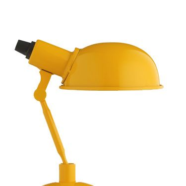 <p>This wonderful desk light is bang on trend, fun and funky and will brighten up any corner. Use it on next to your bed, in your study area or even in the lounge. It comes in lots of great colours too.</p>