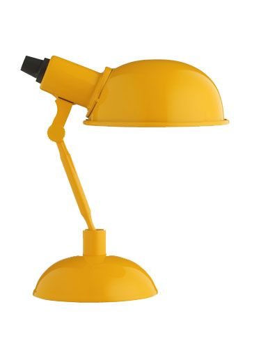 "<p>This wonderful desk light is bang on trend, fun and funky and will brighten up any corner. Use it on next to your bed, in your study area or even in the lounge. It comes in lots of great colours too.</p> <p>Tommy Light from <a href=""http://www.habitat.co.uk/tommy%20yellow%20metal%20desk%20lamp/bestsellers//fcp-product/142154"" target=""_blank"">Habitat</a>, £12</p> <p><a href=""http://www.cosmopolitan.co.uk/celebs/cosmo-girl/cosmo-blog-awards-2013-blog?click=main_sr"" target=""_blank"">COSMO BLOG AWARDS 2013</a></p> <p><a href=""http://www.cosmopolitan.co.uk/blogs/cosmo-blog-awards-2013/blogger-hot-topics-cosmo-blog-awards-winners?click=main_sr"" target=""_blank"">COSMO BLOG AWARDS WINNERS</a></p> <p><a href=""http://www.cosmopolitan.co.uk/blogs/cosmo-blog-awards-2013/final-countdown-blogger-hot-topics?click=main_sr"" target=""_blank"">BLOGGER HOT TOPICS</a></p> <p> </p>"