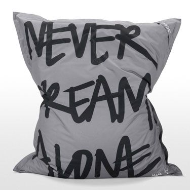 <p>These fantastic, large beanbags are ideal to use in your Uni room for extra seating, or great in your bedroom at home when you're lounging watching TV. Also available in orange, we just adore them!</p>