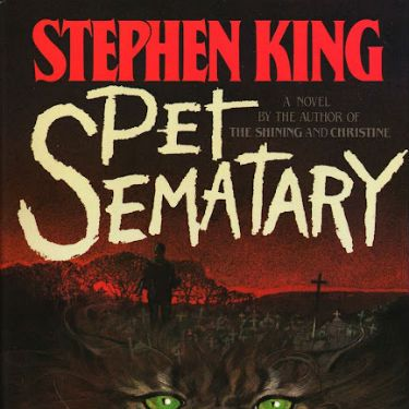 <p><strong>Pet Sematary by Stephen King</strong></p>