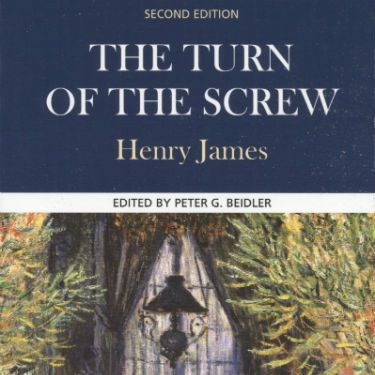 <p><span><strong>The Turn of the Screw by Henry James</strong></span></p>