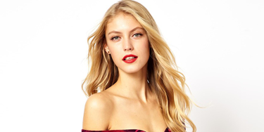 """<p>Why, hel-lo party dress of dreams! This scarlet frock is super sexy (shoulders are SO the new boobs) and will stand out among the LBD clones. But it immediately before it diappears forever.</p> <p>Velvet floral Bardot skater dress, £55, <a href=""""http://www.asos.com/ASOS/ASOS-Velvet-Floral-Bardot-Skater-Dress/Prod/pgeproduct.aspx?iid=3301841"""" target=""""_blank"""">asos.com</a></p> <p><a href=""""http://www.cosmopolitan.co.uk/fashion/shopping/ten-winter-boots-under-fifty-pounds"""" target=""""_blank"""">TOP TEN WINTER BOOTS FOR UNDER £50</a></p> <p><a href=""""http://www.cosmopolitan.co.uk/fashion/shopping/easy-halloween-outfits-2013"""" target=""""_blank"""">HAUTE HALLOWEEN: 13 SPOOKY STYLES FOR UNDER £25</a></p> <p><a href=""""http://www.cosmopolitan.co.uk/fashion/shopping/womens-clothing-under-ten-pounds"""" target=""""_blank"""">DAILY FASHION FIX: SHOP BARGAIN BUYS FOR £10 OR LESS</a></p>"""