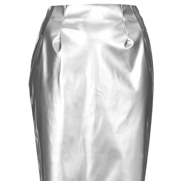 """<p>We're totally into the PVC pencil skirt trend this winter. It took us a while, but now we're fully-embracing the wipe-clean fabric with aplomb and teaming with fluffy jumpers in a contrasting colour for a souped-up 50s style look.</p><p>Silver vinyl pencil skirt, £38, <a href=""""http://www.topshop.com/en/tsuk/product/new-in-this-week-2169932/new-in-this-week-493/silver-vinyl-pencil-skirt-2379149"""" target=""""_blank"""">topshop.com</a></p><p><a href=""""http://www.cosmopolitan.co.uk/fashion/shopping/ten-winter-boots-under-fifty-pounds"""" target=""""_blank"""">TOP TEN WINTER BOOTS FOR UNDER £50</a></p><p><a href=""""http://www.cosmopolitan.co.uk/fashion/shopping/easy-halloween-outfits-2013"""" target=""""_blank"""">HAUTE HALLOWEEN: 13 SPOOKY STYLES FOR UNDER £25</a></p><p><a href=""""http://www.cosmopolitan.co.uk/fashion/shopping/womens-clothing-under-ten-pounds"""" target=""""_blank"""">DAILY FASHION FIX: SHOP BARGAIN BUYS FOR £10 OR LESS</a></p>"""