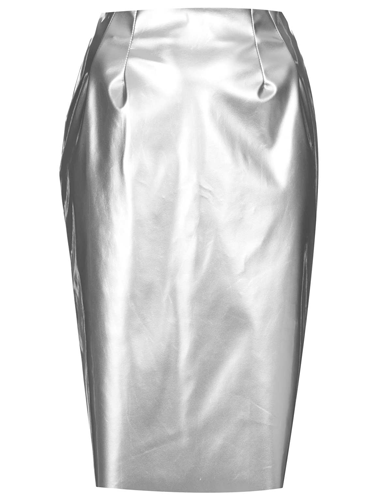 "<p>We're totally into the PVC pencil skirt trend this winter. It took us a while, but now we're fully-embracing the wipe-clean fabric with aplomb and teaming with fluffy jumpers in a contrasting colour for a souped-up 50s style look.</p> <p>Silver vinyl pencil skirt, £38, <a href=""http://www.topshop.com/en/tsuk/product/new-in-this-week-2169932/new-in-this-week-493/silver-vinyl-pencil-skirt-2379149"" target=""_blank"">topshop.com</a></p> <p><a href=""http://www.cosmopolitan.co.uk/fashion/shopping/ten-winter-boots-under-fifty-pounds"" target=""_blank"">TOP TEN WINTER BOOTS FOR UNDER £50</a></p> <p><a href=""http://www.cosmopolitan.co.uk/fashion/shopping/easy-halloween-outfits-2013"" target=""_blank"">HAUTE HALLOWEEN: 13 SPOOKY STYLES FOR UNDER £25</a></p> <p><a href=""http://www.cosmopolitan.co.uk/fashion/shopping/womens-clothing-under-ten-pounds"" target=""_blank"">DAILY FASHION FIX: SHOP BARGAIN BUYS FOR £10 OR LESS</a></p>"