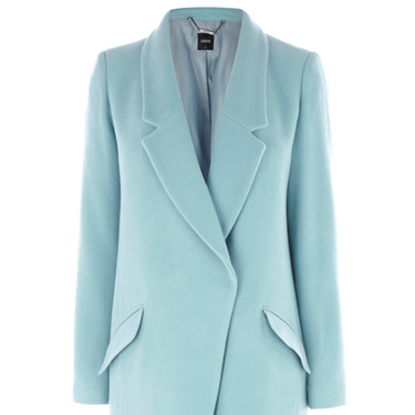 """<p>Dare to be different and go for a winter coat in pastel blue, not pink. This pretty piece will look oh-so stylish teamed with winter whites and Mollie King's trademark tan accessories.</p><p>Pastel blue car coat, £110, Loved by Mollie at <a href=""""http://www.oasis-stores.com/pastel-car-coat/loved-by-mollie/oasis/fcp-product/4500044617"""" target=""""_blank"""">oasis-stores.com</a></p><p><a href=""""http://www.cosmopolitan.co.uk/fashion/shopping/pink-coat-winter-fashion-trends-2013"""" target=""""_blank"""">SHOP: THE BEST PINK WINTER COATS</a></p><p><a href=""""http://www.cosmopolitan.co.uk/fashion/shopping/winter-coats-less-than-50-pounds"""" target=""""_blank"""">SHOP 6 WINTER COATS FOR £50 OR LESS</a></p><p><a href=""""http://www.cosmopolitan.co.uk/fashion/shopping/celebrity-winter-coat-inspiration"""" target=""""_blank"""">WINTER COAT INSPIRATION FROM THE CELEBS</a></p>"""