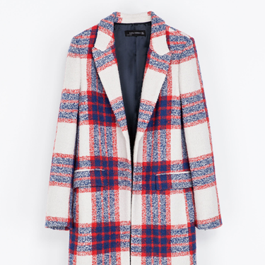 """<p>If you can't quite afford the Stella McCartney version, this bad boy is the next best thing. Wear with ripped 'n' rolled jeans and a knitted polo neck to fight the freeze in serious style.</p><p>Checked coat, £149, <a href=""""http://www.zara.com/uk/en/woman/coats/checked-coat-c269183p1576547.html"""" target=""""_blank"""">zara.com</a></p><p><a href=""""http://www.cosmopolitan.co.uk/fashion/shopping/pink-coat-winter-fashion-trends-2013"""" target=""""_blank"""">SHOP: THE BEST PINK WINTER COATS</a></p><p><a href=""""http://www.cosmopolitan.co.uk/fashion/shopping/winter-coats-less-than-50-pounds"""" target=""""_blank"""">SHOP 6 WINTER COATS FOR £50 OR LESS</a></p><p><a href=""""http://www.cosmopolitan.co.uk/fashion/shopping/celebrity-winter-coat-inspiration"""" target=""""_blank"""">WINTER COAT INSPIRATION FROM THE CELEBS</a></p>"""