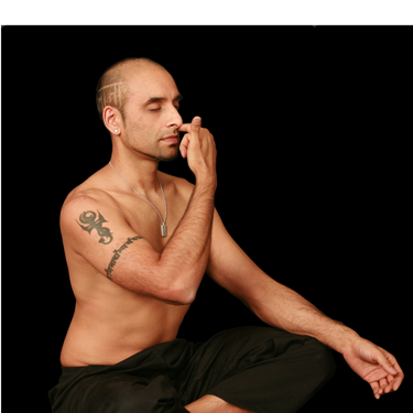 """<p>Vanquish colds, coughs and the flu this Autumn by practicing twelve rounds of this simple sun breathing exercise every morning!<br /><br /><strong>Instructions for 1 round:</strong> <br /><br />1. Sit in a cross-legged position or on the edge of a chair with your spine straight and your head upright. <br /><br />2. Lightly block your left nostril with your right index finger and inhale slowly and steadily from your right nostril for 3 seconds. Imagine the air you inhale being deep orange in colour.<br /><br />3. Now lightly block your right nostril with your right thumb, unblock the left nostril and exhale steadily for 6 seconds slowly from your left nostril.<br /><br />4. Repeat 12 times - inhaling from the right nostril and exhaling from the left.</p><p><em>Neil Patel of Chi Kri yoga is running a one-day yoga retreat on 10th November 2013. To find out more and book your place visit <a href=""""http://www.chikri.com/newsandeventsdetail.php?newsId=32"""" target=""""_blank"""">chikri.com</a>.</em></p><p><a href=""""http://cosmopolitan.co.uk/diet-fitness/fitness/benefits-of-yoga-and-myths-busted?click=main_sr"""">Busting the yoga myths</a></p><p><a href=""""http://cosmopolitan.co.uk/diet-fitness/fitness/yoga-pilates-difference-calories?click=main_sr"""">Yoga and pilates explained</a></p><p><a href=""""http://www.cosmopolitan.co.uk/diet-fitness/"""" target=""""_blank"""">More health and body news</a></p>"""
