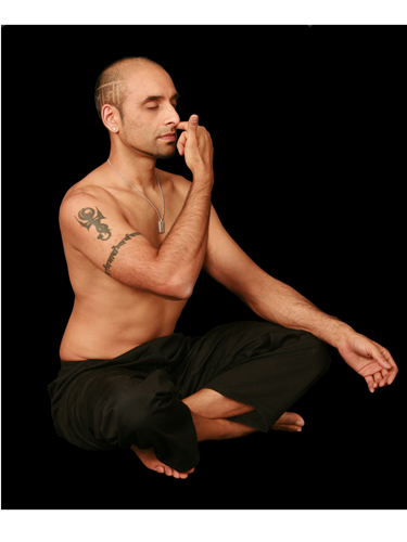 """<p>Vanquish colds, coughs and the flu this Autumn by practicing twelve rounds of this simple sun breathing exercise every morning!<br /><br /><strong>Instructions for 1 round:</strong> <br /><br />1. Sit in a cross-legged position or on the edge of a chair with your spine straight and your head upright. <br /><br />2. Lightly block your left nostril with your right index finger and inhale slowly and steadily from your right nostril for 3 seconds. Imagine the air you inhale being deep orange in colour.<br /><br />3. Now lightly block your right nostril with your right thumb, unblock the left nostril and exhale steadily for 6 seconds slowly from your left nostril.<br /><br />4. Repeat 12 times - inhaling from the right nostril and exhaling from the left.</p> <p><em>Neil Patel of Chi Kri yoga is running a one-day yoga retreat on 10th November 2013. To find out more and book your place visit <a href=""""http://www.chikri.com/newsandeventsdetail.php?newsId=32"""" target=""""_blank"""">chikri.com</a>.</em></p> <p><a href=""""http://cosmopolitan.co.uk/diet-fitness/fitness/benefits-of-yoga-and-myths-busted?click=main_sr"""">Busting the yoga myths</a></p> <p><a href=""""http://cosmopolitan.co.uk/diet-fitness/fitness/yoga-pilates-difference-calories?click=main_sr"""">Yoga and pilates explained</a></p> <p><a href=""""http://www.cosmopolitan.co.uk/diet-fitness/"""" target=""""_blank"""">More health and body news</a></p>"""