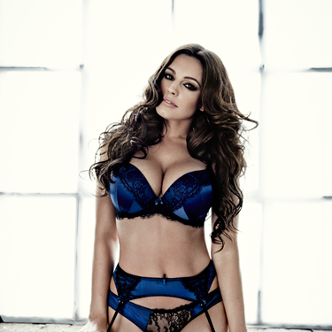 """<p>Kelly tries to draw our attention down to her legs by clasping onto her suspender belt. But it's not working. Wow wow wow. WOW. (We're talking about her hair BTW.)</p><p><em>Shop Kelly Brook's lingerie collection for New Look at <a href=""""http://www.newlook.com/shop/result?Ntt=Kelly+Brook+Lingerie&filtered=1"""" target=""""_blank"""">newlook.com</a> now. Prices start at £6.</em></p><p><a href=""""http://www.cosmopolitan.co.uk/fashion/shopping/kelly-brook-new-look-aw13"""" target=""""_blank"""">SEE KELLY BROOK'S WINTER FASHION RANGE </a></p><p><a href=""""http://www.cosmopolitan.co.uk/fashion/news/lingerie-show-2013"""" target=""""_blank"""">WATCH THE ACTION FROM COSMO'S LINGERIE SHOW</a></p><p><a href=""""http://www.cosmopolitan.co.uk/fashion/shopping/the-fashion-fix-shop-bargain-buys"""" target=""""_blank"""">SHOP: FASHION BUYS FOR £10 OR LESS</a></p><p> </p>"""
