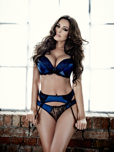 "<p>Kelly tries to draw our attention down to her legs by clasping onto her suspender belt. But it's not working. Wow wow wow. WOW. (We're talking about her hair BTW.)</p> <p><em>Shop Kelly Brook's lingerie collection for New Look at <a href=""http://www.newlook.com/shop/result?Ntt=Kelly+Brook+Lingerie&filtered=1"" target=""_blank"">newlook.com</a> now. Prices start at £6.</em></p> <p><a href=""http://www.cosmopolitan.co.uk/fashion/shopping/kelly-brook-new-look-aw13"" target=""_blank"">SEE KELLY BROOK'S WINTER FASHION RANGE </a></p> <p><a href=""http://www.cosmopolitan.co.uk/fashion/news/lingerie-show-2013"" target=""_blank"">WATCH THE ACTION FROM COSMO'S LINGERIE SHOW</a></p> <p><a href=""http://www.cosmopolitan.co.uk/fashion/shopping/the-fashion-fix-shop-bargain-buys"" target=""_blank"">SHOP: FASHION BUYS FOR £10 OR LESS</a></p> <p> </p>"