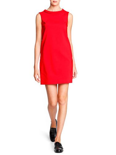 What to wear to an office party :: 10 of the best red dresses