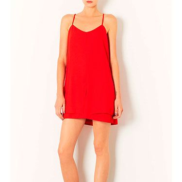 """<p>Sometimes you just want to change into something a little bit more sexy - and this strappy slip dress from Topshop is the perfect outfit change. The underwear-as-outwear trend is taking flight this Autumn/Winter, and this nails the trend on the head. The delicate strap detail at the back is a winner.</p><p>Strap back slip dress, £38, <a href=""""http://www.topshop.com/en/tsuk/product/clothing-427/dresses-442/strap-back-slip-dress-2219865?refinements=Colour{1}~[red]&bi=1&ps=200"""" target=""""_blank"""">Topshop</a></p><p><a href=""""http://www.cosmopolitan.co.uk/fashion/shopping/office-party-dresses"""" target=""""_blank"""">THE OFFICE PARTY LITTLE BLACK DRESS EDIT</a></p><p><a href=""""http://www.cosmopolitan.co.uk/fashion/shopping/what-to-wear-this-week-28-october-2013"""" target=""""_blank"""">WHAT TO WEAR THIS WEEK </a></p><p><a href=""""http://www.cosmopolitan.co.uk/fashion/shopping/ten-winter-boots-under-fifty-pounds"""" target=""""_blank"""">TOP TEN WINTER BOOTS UNDER £50</a></p>"""