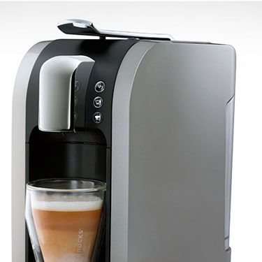 """<p>Hang on, one of those snazzy coffee pod machines that doesn't cost the entire earth? </p><p>The Starbucks Verismo is a verty reasonable £149 (not bad for a premium coffee machine that looks as if it costs more than double), comes with a rinse button and seperate milk pods and functions, which all says LESS WASHING UP to us.</p><p>Result. <a href=""""http://www.starbucksstore.co.uk/verismo/equipment-verismo-machines,en_GB,sc.html?cm_mmc=Google+UK-_-UK+Brand+-+Verismo+Machines+(UK+Lang)+(Exact)-_-General-_-starbucks+verismo&mkwid=s7VJm112k&crid=37140823777&mp_kw=starbucks%20verismo&mp_mt=e&pdv=c&gclid=CIPq_qPHirsCFTLJtAod2TMAyA"""" target=""""_blank"""">Click here to buy</a>.</p>"""
