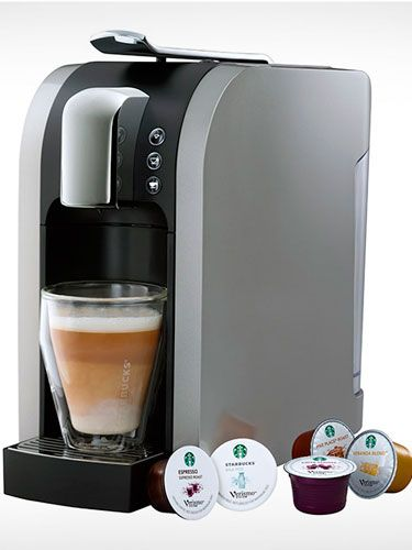 "<p>Hang on, one of those snazzy coffee pod machines that doesn't cost the entire earth? </p> <p>The Starbucks Verismo is a verty reasonable £149 (not bad for a premium coffee machine that looks as if it costs more than double), comes with a rinse button and seperate milk pods and functions, which all says LESS WASHING UP to us.</p> <p>Result. <a href=""http://www.starbucksstore.co.uk/verismo/equipment-verismo-machines,en_GB,sc.html?cm_mmc=Google+UK-_-UK+Brand+-+Verismo+Machines+(UK+Lang)+(Exact)-_-General-_-starbucks+verismo&mkwid=s7VJm112k&crid=37140823777&mp_kw=starbucks%20verismo&mp_mt=e&pdv=c&gclid=CIPq_qPHirsCFTLJtAod2TMAyA"" target=""_blank"">Click here to buy</a>.</p>"
