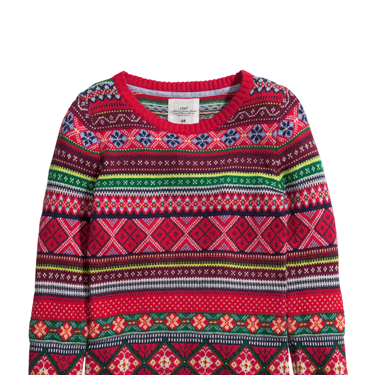 """<p>This nifty knit looks like your nan made it for you and SCREAMS winter. A double winning whammy, in our book.</p><p>Knitted jumper, £24.99, <a href=""""http://www.hm.com/gb/product/07989?article=07989-A"""" target=""""_blank"""">hm.com</a></p><p><a href=""""http://www.cosmopolitan.co.uk/fashion/shopping/womens-christmas-fair-isle-jumpers-2013"""" target=""""_blank"""">WINTER WARMERS: SHOP 9 NIFTY KNITS</a></p><p><a href=""""http://www.cosmopolitan.co.uk/fashion/shopping/investment-winter-coats"""" target=""""_blank"""">10 WINTER COATS WORTH INVESTING IN</a></p><p><a href=""""http://www.cosmopolitan.co.uk/fashion/shopping/christmas-jumpers-2013-primark-womens"""" target=""""_blank"""">PRIMARK'S CHRISTMAS JUMPERS ARE EXCELLENT</a></p>"""