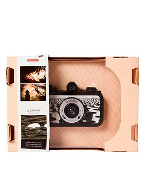 "<p>For the snap happy, vintage photo lovers, this Lomography camera will satisfy his creative curiosity, creating old-school images. Exclusively designed by Korean artist Daehyun Kim, it's a bit more special than your average camera!</p> <p>Lomography La Sardina Moonassi Camera, £59, <a href=""http://www.asos.com/Lomography/Lomography-La-Sardina-Moonassi-Camera/Prod/pgeproduct.aspx?iid=3068582&cid=16091&sh=0&pge=0&pgesize=204&sort=-1&clr=Black%2fwhite"" target=""_blank"">ASOS</a></p> <p><a href=""http://www.cosmopolitan.co.uk/fashion/shopping/cosmo-new-boyfriend-gift-guide-giveaway?click=main_sr#fbIndex1"" target=""_blank"">COSMO'S 2012 NEW BOYFRIEND GIFT GUIDE</a></p> <p><a href=""http://www.cosmopolitan.co.uk/fashion/shopping/long-term-boyfriend-christmas-gift-guide-2013"" target=""_blank"">LONG TERM BOYFRIEND CHRISTMAS GIFT GUIDE</a></p> <p><a href=""http://www.cosmopolitan.co.uk/love-sex/tips/sexy-christmas-2013"" target=""_blank"">SEXY CHRISTMAS GIFT GUIDE</a></p>"