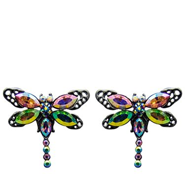 """<p>We're buzzing at the prospect of teaming these iridescent lovelies with our Christmas outfits! </p><p>Crystal dragonfly stud earrings, £28, <a href=""""http://www.butlerandwilson.co.uk/shop?page=shop.product_details&flypage=flypage.tpl&product_id=5519&category_id=27"""" target=""""_blank"""">butlerandwilson.co.uk</a></p><p><a href=""""http://www.cosmopolitan.co.uk/fashion/shopping/winter-coats-less-than-50-pounds"""" target=""""_blank"""">HOT WINTER COATS FOR UNDER £50</a></p><p><a href=""""http://www.cosmopolitan.co.uk/fashion/shopping/what-to-wear-to-winter-wedding"""" target=""""_blank"""">WHAT TO WEAR TO A WINTER WEDDING</a></p><p><a href=""""http://www.cosmopolitan.co.uk/fashion/shopping/fluffy-jumpers-winter-fashion-trend"""" target=""""_blank"""">FLUFFY WINTER JUMPERS</a></p>"""