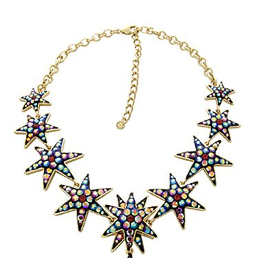 """<p>Featuring Swarovski crystal, this necklace is a showstopper that will have you looking more sparkly than a tinsel-covered-disco ball. Well, nearly.</p><p>Multi star y-shape necklace, £58, <a href=""""http://www.butlerandwilson.co.uk/shop?page=shop.product_details&flypage=flypage.tpl&product_id=595&category_id=34"""" target=""""_blank"""">butlerandwilson.co.uk</a></p><p><a href=""""http://www.cosmopolitan.co.uk/fashion/shopping/winter-coats-less-than-50-pounds"""" target=""""_blank"""">HOT WINTER COATS FOR UNDER £50</a></p><p><a href=""""http://www.cosmopolitan.co.uk/fashion/shopping/what-to-wear-to-winter-wedding"""" target=""""_blank"""">WHAT TO WEAR TO A WINTER WEDDING</a></p><p><a href=""""http://www.cosmopolitan.co.uk/fashion/shopping/fluffy-jumpers-winter-fashion-trend"""" target=""""_blank"""">FLUFFY WINTER JUMPERS</a></p>"""